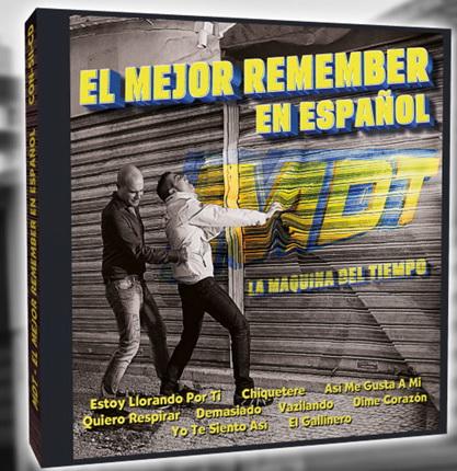 MDT - EL MEJOR REMEMBER EN ESPAñOL (CON511CD)