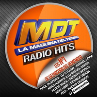 MDT - LA MAQUINA DEL TIEMPO RADIO HITS (CON533CD)