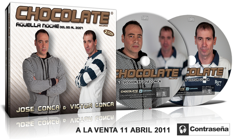 CHOCOLATE RECORDS - AQUELLA NOCHE DEL 95 AL 2007 (CON493CD)